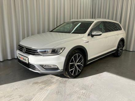 VW Passat Alltrack TSI 4MOTION DSG