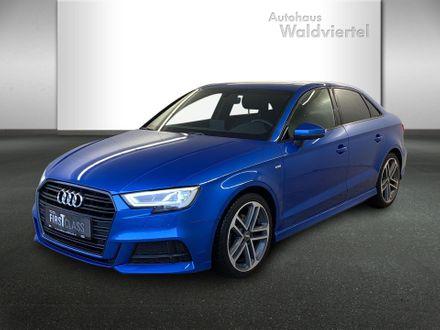 Audi A3 Lim. 1.5 TFSI COD ultra intense