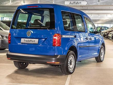 VW Caddy Basis TSI