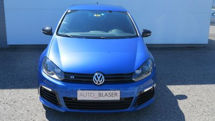 VW Golf R TSI 4MOTION