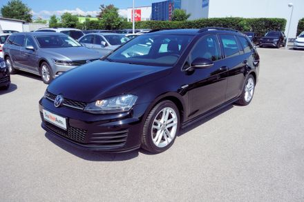 VW Golf GTD Variant