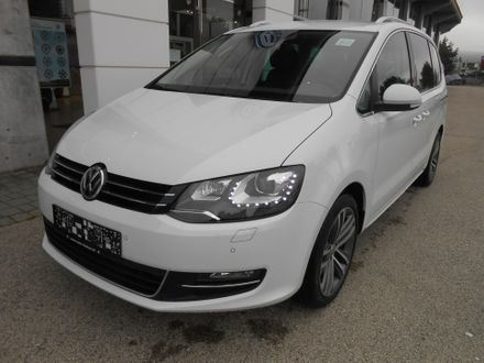 VW Sharan Business+ TDI SCR 4MOTION 7-Sitz.