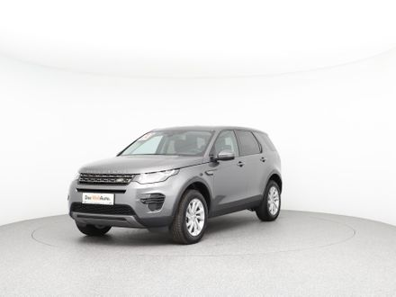 Land Rover Discovery Sport SD4 4WD SE Aut.