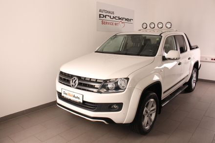 VW Amarok Canyon TDI 4x4 permanent
