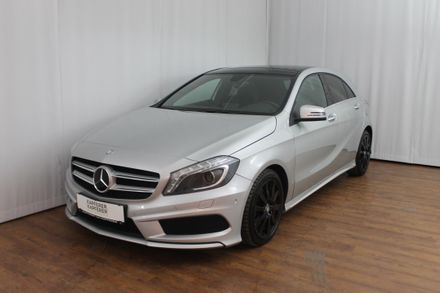 Mercedes A 200 CDI BlueEfficiency