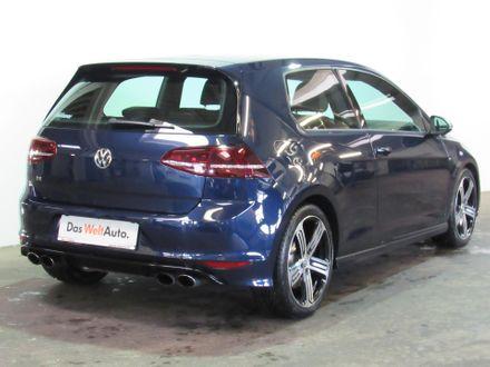 VW Golf R DSG