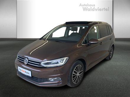 VW Touran Highline TDI SCR