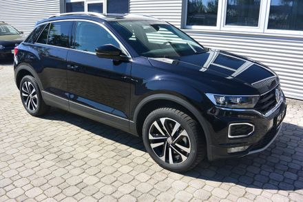 VW T-Roc United TDI SCR 4MOTION DSG