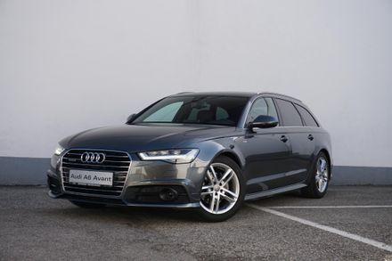 Audi A6 Avant 2.0 TDI quattro intense