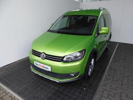 VW Cross Caddy TDI 4MOTION