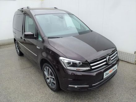 VW Caddy Highline TDI