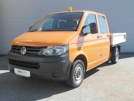 VW Doka-Pritsche TDI
