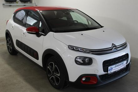 Citroën C3 PureTech 82 5-Gang-Manuell Shine