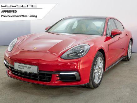 Porsche Panamera 4 II