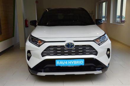 Toyota RAV4 2,5 Hybrid Style 2WD Aut.