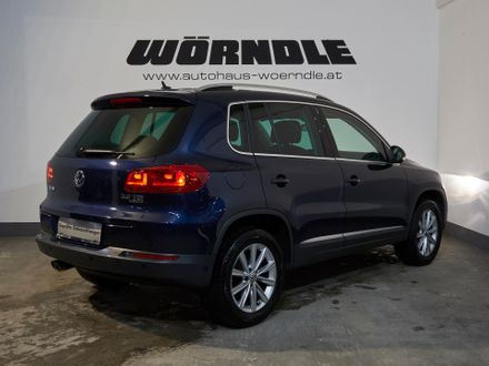 VW Tiguan Sport & Style TDI BMT 4MOTION