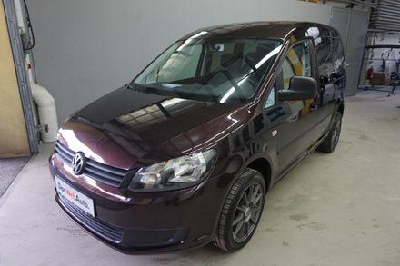 VW Caddy Startline TDI