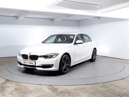 BMW 318d Österreich-Paket Aut.