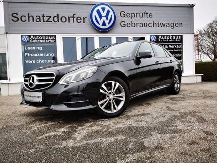 Mercedes E 250 CDI 4MATIC Avantgarde A-Edition Plus Aut.