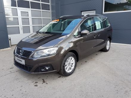 SEAT Alhambra Executive TDI 4Drive