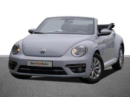 VW Beetle Cabriolet Design TSI