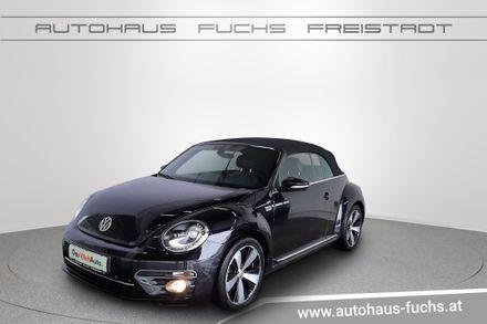 VW Beetle Cabrio 2,0 TDI Austria