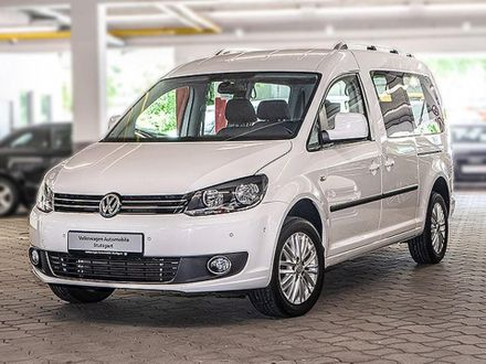 VW Caddy Cup TDI
