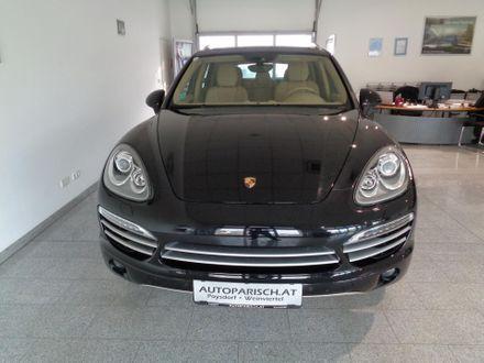 Porsche Cayenne Diesel II Platinum Edition