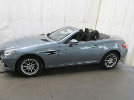 Mercedes SLK 200 BlueEfficiency