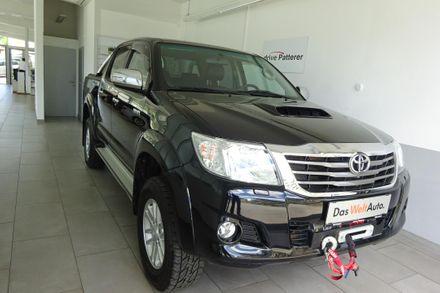 Toyota Hilux DK City 4x4 3,0 D-4D 170 Aut.