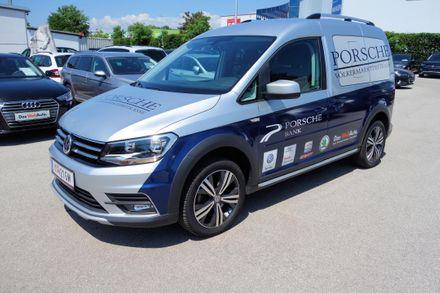 VW Caddy Alltrack TSI