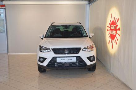 SEAT Arona Style TGI-Hybrid