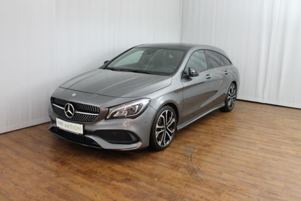 Mercedes CLA 220 d Shooting Brake 4MATIC Aut.