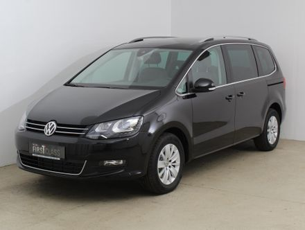 VW Sharan Family TDI SCR 7-Sitzer