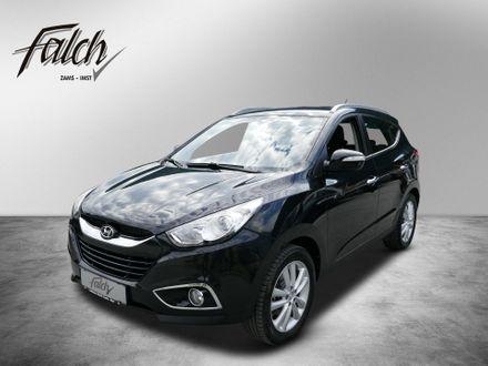 Hyundai iX35 2,0 CRDi Style 4WD