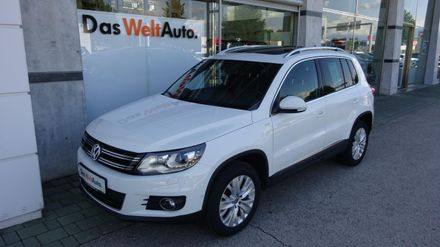 VW Tiguan 4Sports TDI BMT 4MOTION