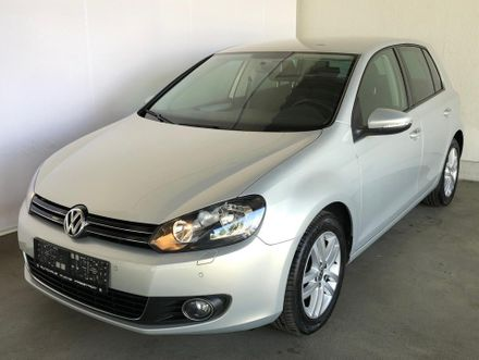 VW Golf Highline TSI