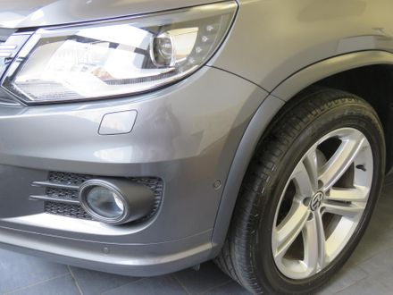 VW Tiguan Sport TDI BMT