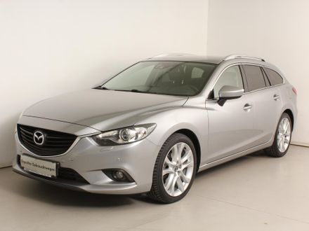 Mazda 6 Sport Combi CD175 Revolution