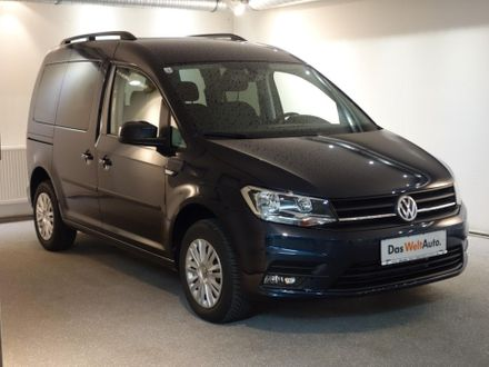 VW Caddy Austria TDI