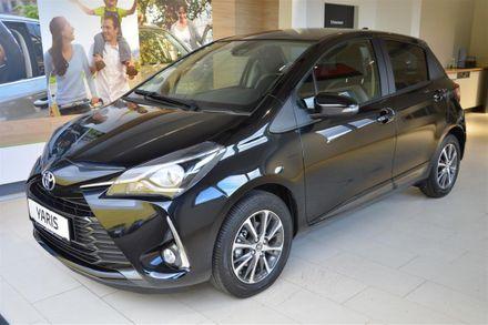 Toyota Yaris 1,0 VVT-i Active