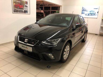 SEAT Ibiza FR TGI-Hybrid