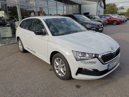 ŠKODA SCALA Ambition TDI
