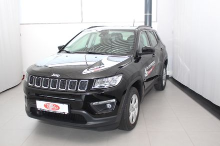Jeep Compass 2,0 MultiJet AWD 6MT 140 Longitude Business