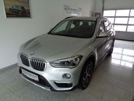 BMW X1 xDrive 20d xLine Aut.