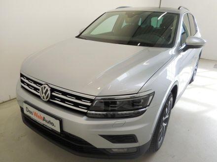 VW Tiguan Sky TSI ACT OPF DSG