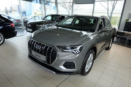Audi Q3 35 TFSI advanced exterieur