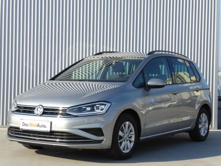 VW Golf Sportsvan Comfortline TSI DSG