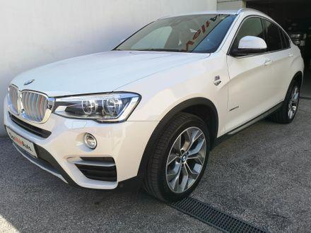 BMW X4 xDrive 20d xLine Aut.
