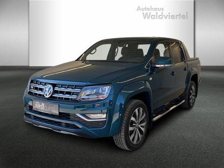 VW Amarok Aventura V6 TDI 4x4 permanent